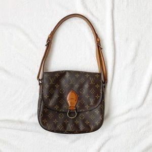 Louis Vuitton Vintage Saint Cloud GM Crossbody